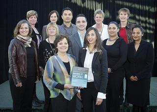 BC Housing team wins NAOSH 2012. Photo credit: WorkSafeBC
