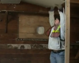 From WorkSafeBC video: Asbestos