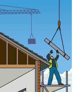 Image from Ontario Ministry of Labour's Spot the Fall Hazards tool