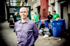 CleanStart founder and CEO Dylan Goggs. Photo by Daisy Goggs