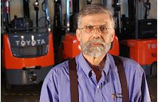 Kyle Thill of Toyota-Lift Minnesota