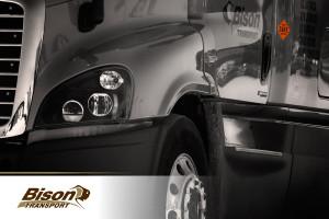 Photo credit: Bison Transport