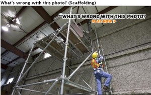 Challenge from WorkSafe Magazine, March/April 2011