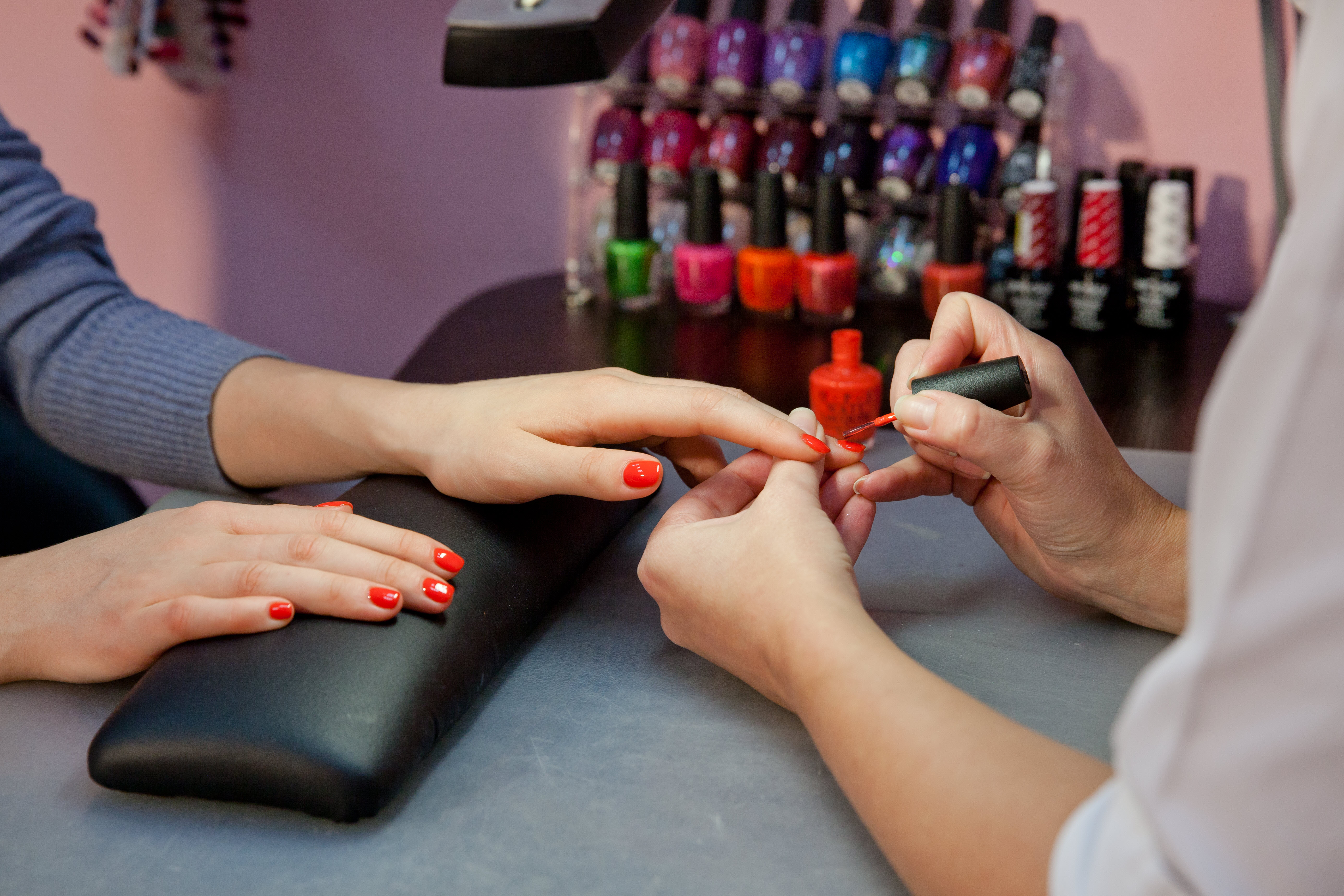 Ventilation Requirements For Nail Salons : Safety and hygiene solutions for nail salon workers